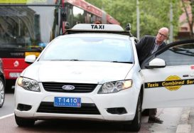 Here's What One Central Coast Taxi Driver Had To Say About The Public