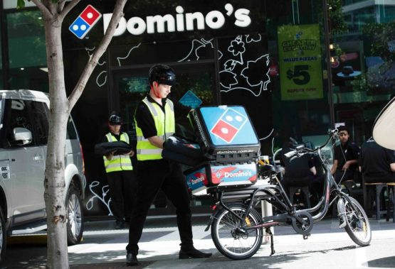 Domino's Pizza Wyoming Unprofessional and Not Delivering the Goods