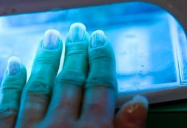 Manicure's, Nail Lamps, UV Light and Cancer Are All Linked