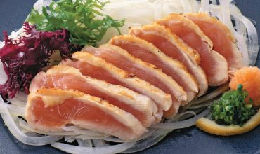 Would You Eat Chicken Sashimi?