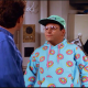 Seinfeld's George Costanza Caught Rapping