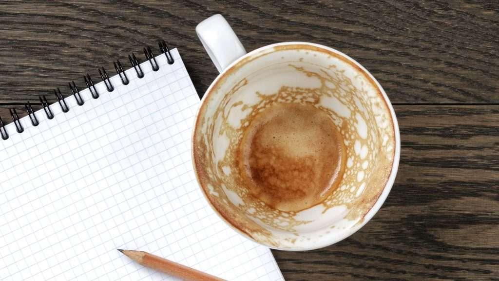 Coffee Cup Dirty