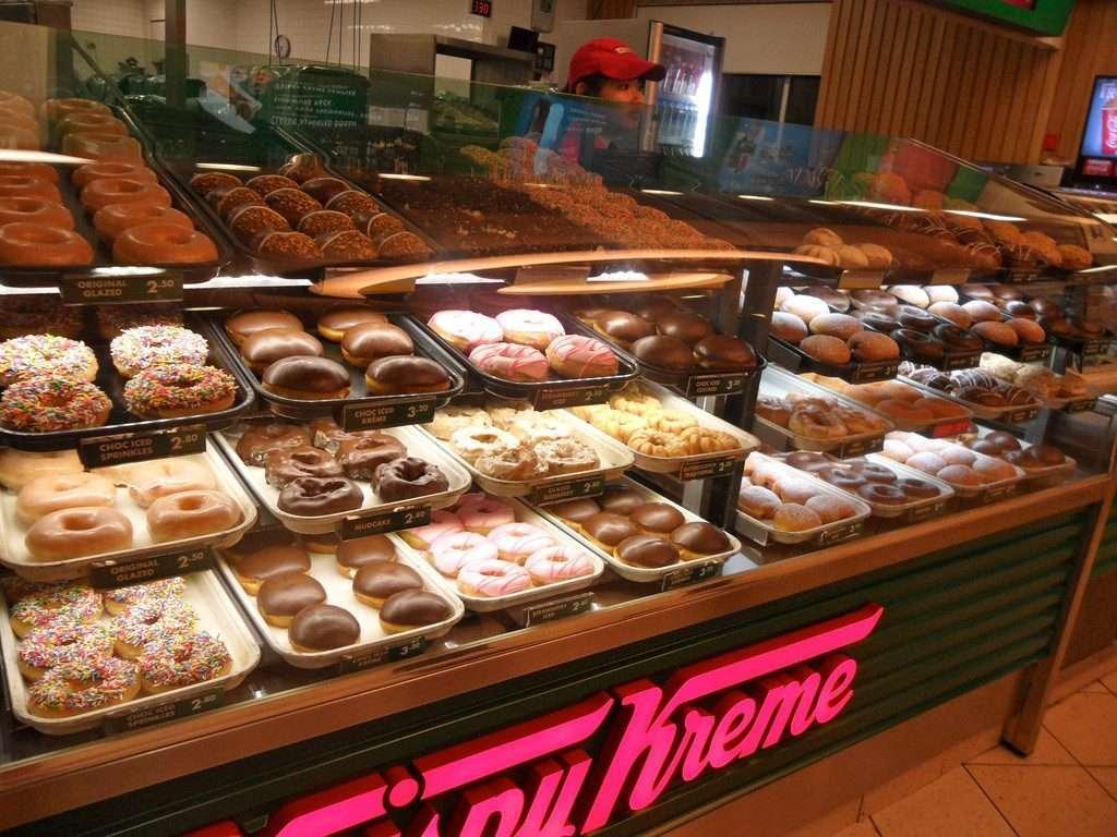 Krispy Kreme Airport