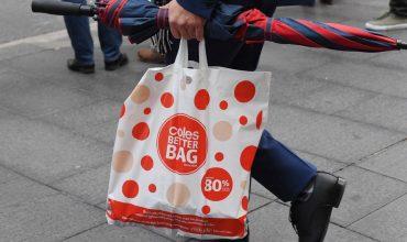 coles 15cent bag
