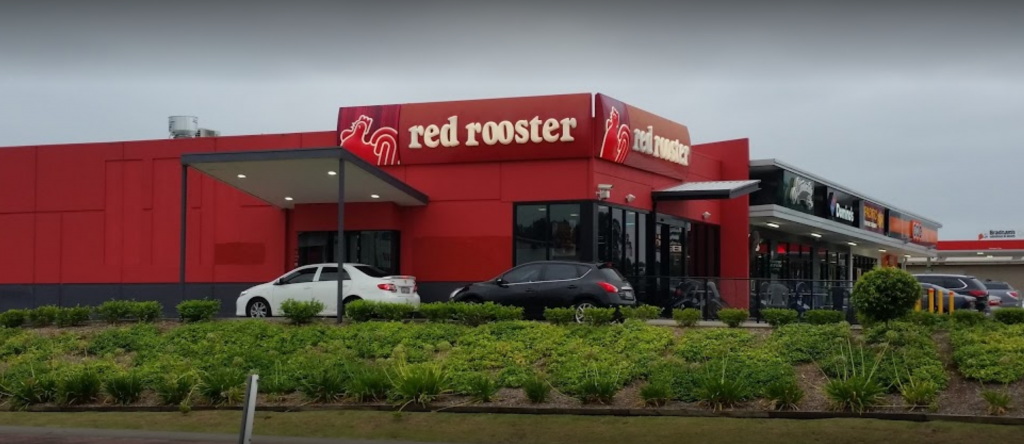 Red Rooster Tuggerah Straight