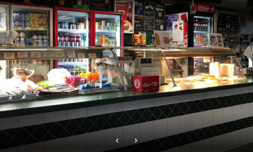 Gosford Railway Cafe