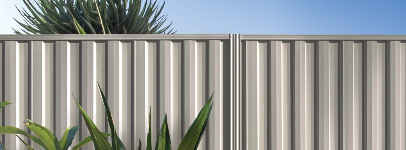 Dune Colorbond Fencing