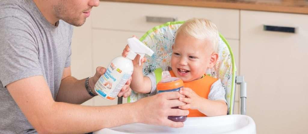 baby health hygiene