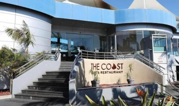 The Coast Bar & Restaurant serve fish and chips with a side of poison