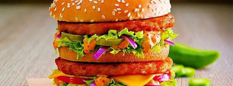 McDonald's need to introduce burgers from India and Japan
