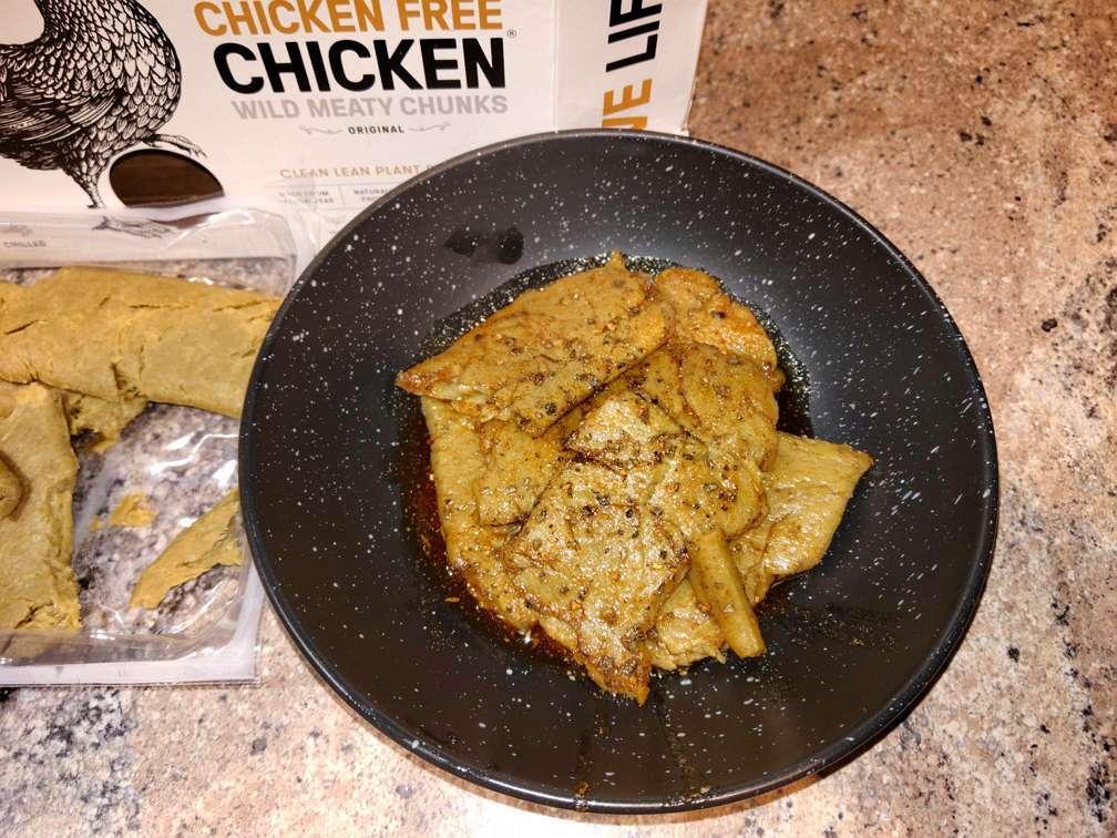 Sunfed Chicken Free Chicken