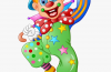 Martech the clown