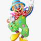 Martech the clown