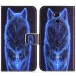 TienJueShi Wolf Fashion Style Book Stand Flip Phone Case for Razer Phone 2