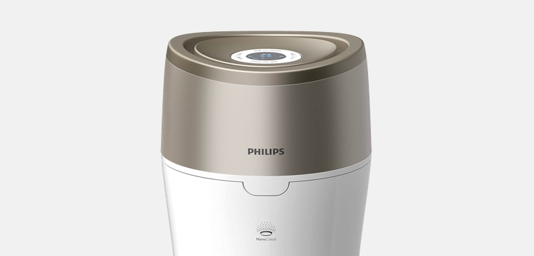 The Philips HU4803, our best humidifier pick