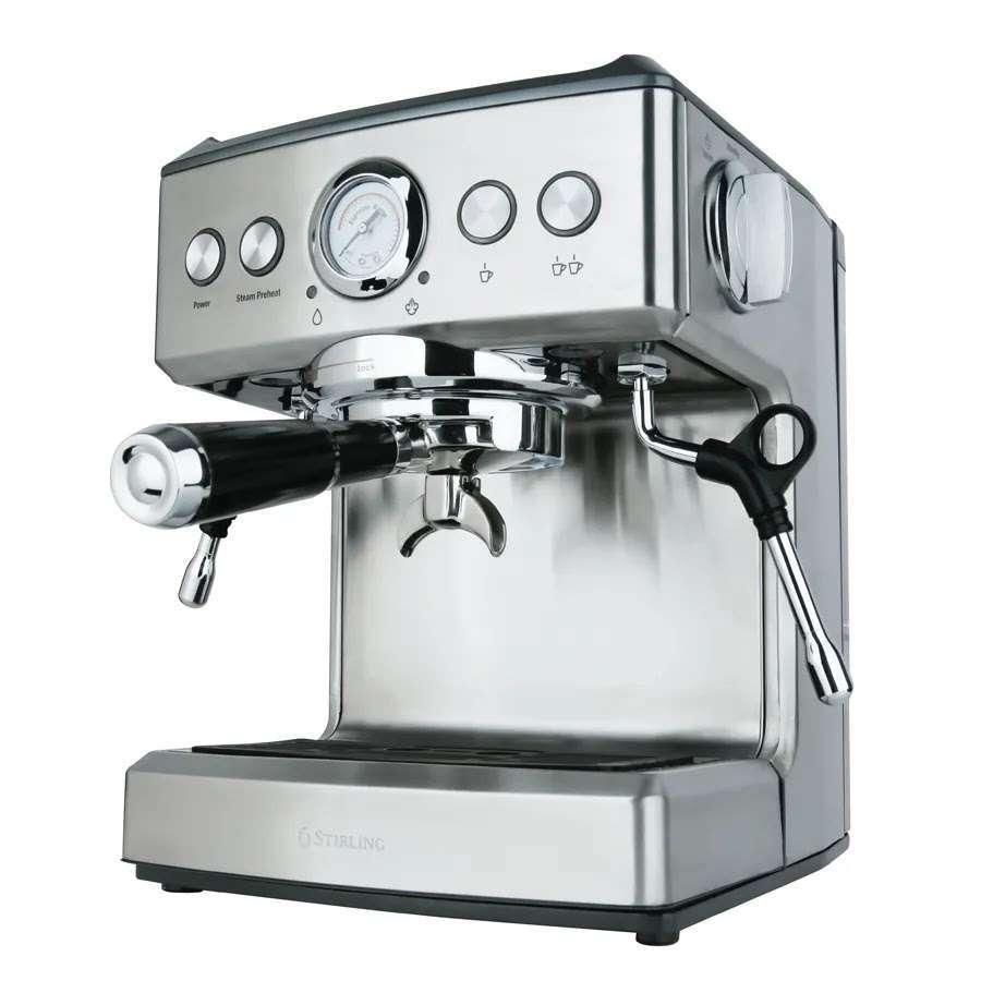 Aldi Sterling Espresso Machine