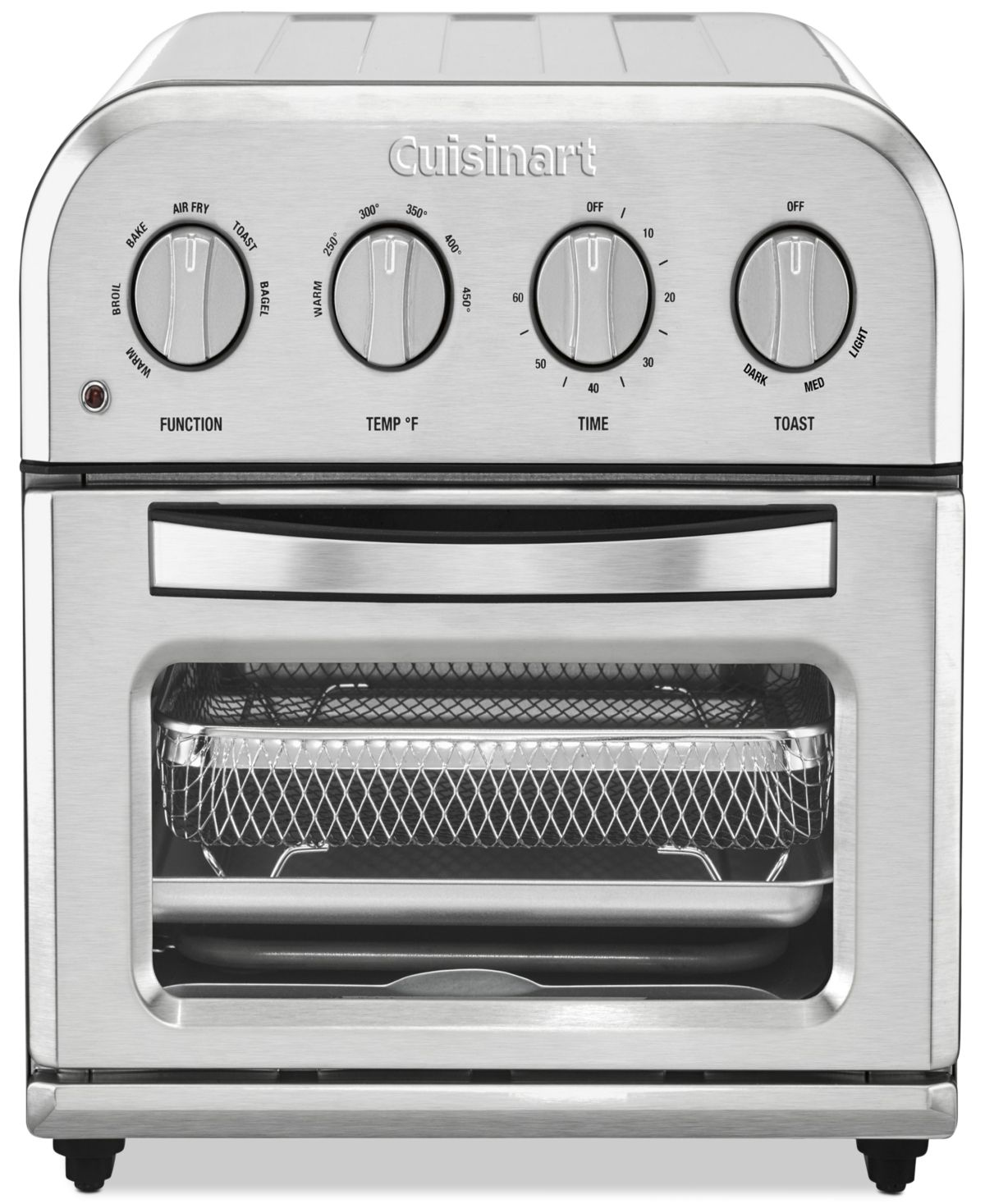 Cuisinart Compact Air Fryer Toaster Oven